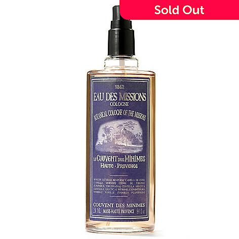 304-404 - Le Couvent des Minimes Eau des Missions Vanilla Fragrance 8.4 oz