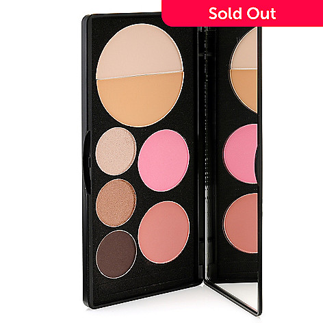 304-487 - EVE PEARL® Cosmetics Ultimate Bombshell Face Palette 1.15 oz