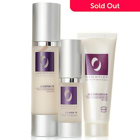 304-492 - Osmotics Cosmeceuticals Lighten FX Skincare Duo w/ Age Prevention