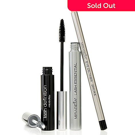 304-498 - Mirabella® Three-Piece Eye Essentials Collection