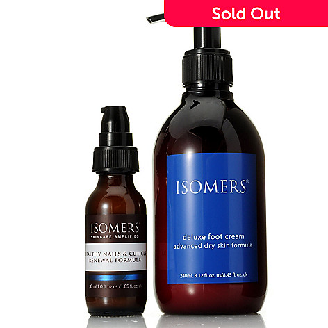 304-502 - ISOMERS Skincare Foot Care Duo