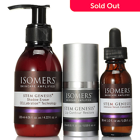 304-505 - ISOMERS® Three-Piece Stem Genesis Age Defying System