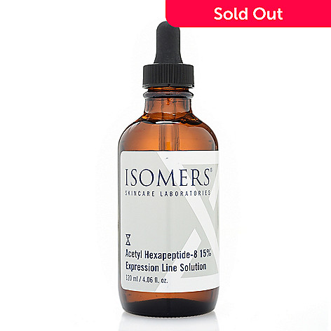 304-507 - ISOMERS® Bonus Size Acetyl Hexapeptide-8 15% Solution 4.06 oz