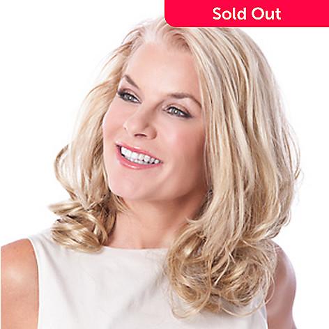 304-538 - Toni Brattin Two-Piece 8.5'' Curly Hair Extension Set