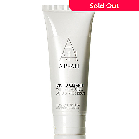 304-658 - Alpha-H Micro Cleanse Exfoliating Cleanser 3.38 oz
