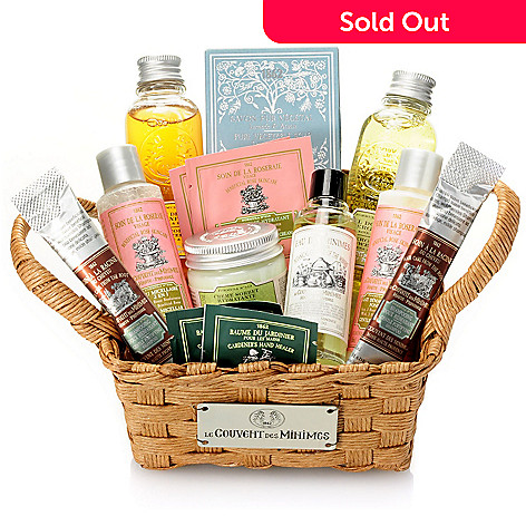 304-674 - Le Couvent des Minimes Hostess Essentials Bath & Body Basket