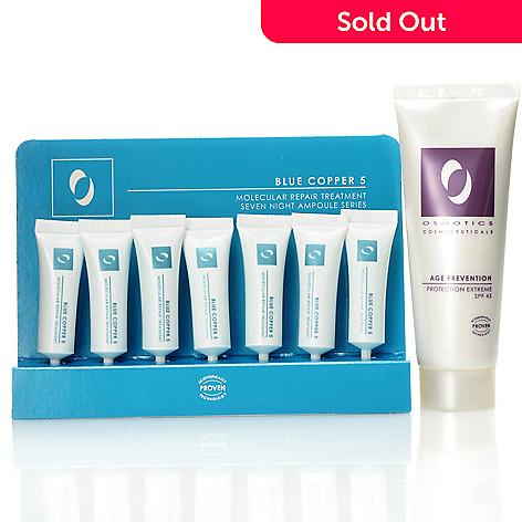 304-687 - Osmotics Cosmeceuticals 24 Hour Anti-Aging Anniversary Kit w/ Bonus Gift