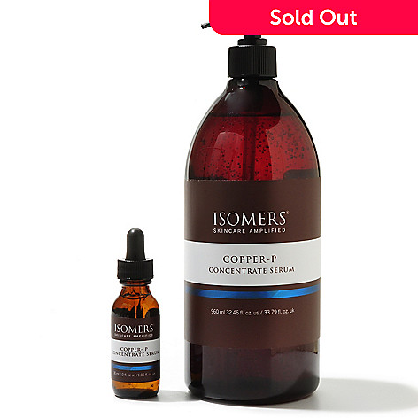 304-696 - ISOMERS® Copper P Concentrate Liter w/ Copper P Concentrate 1 oz