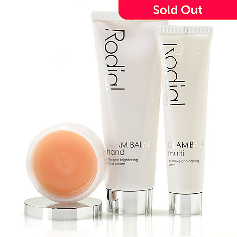304-714 - Rodial Three-Piece ''Glam Balm™'' Kit