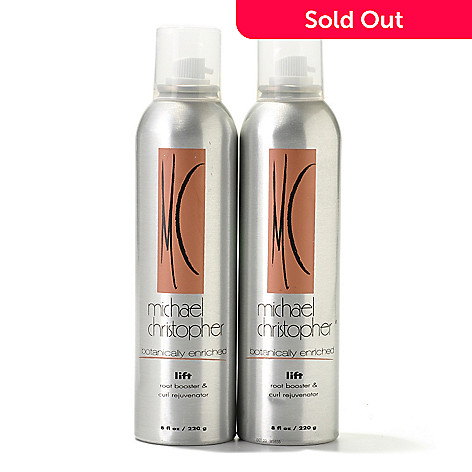 304-796 - Michael Christopher Lift Root Booster Volumizing Duo 8oz each