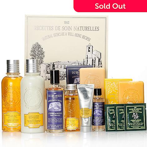 304-802 - Le Couvent des Minimes Nine-Piece Honey & Vanilla Deluxe Temptations Collection