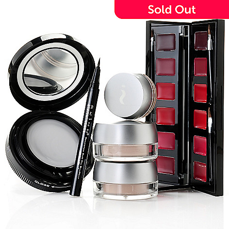 304-809 - Skinn Cosmetics Six-Piece Hollywood Holiday ''Plasma Luxury'' Set
