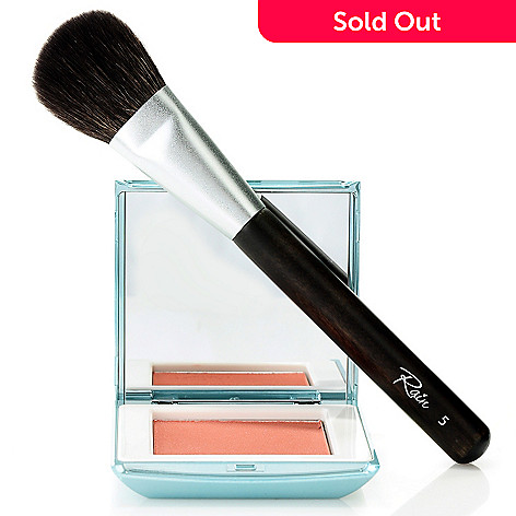 304-918 - Rain Cosmetics Glowing Blush w/ ''You Make Me Blush'' Brush