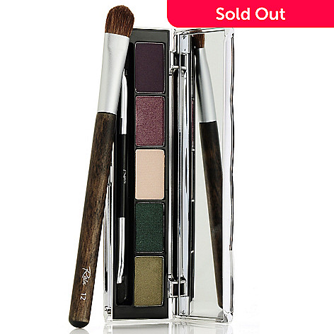 304-922 - Rain Cosmetics Eye Shadow Collection w/ ''All Eyes on Me'' Brush