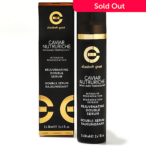 304-939 -  Elizabeth Grant Caviar Nutruriche Double Serum 2 x 1 oz