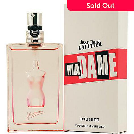305-013 - Jean Paul Gaultier Women's Ma Dame Eau de Toilette Spray - 3.4 oz