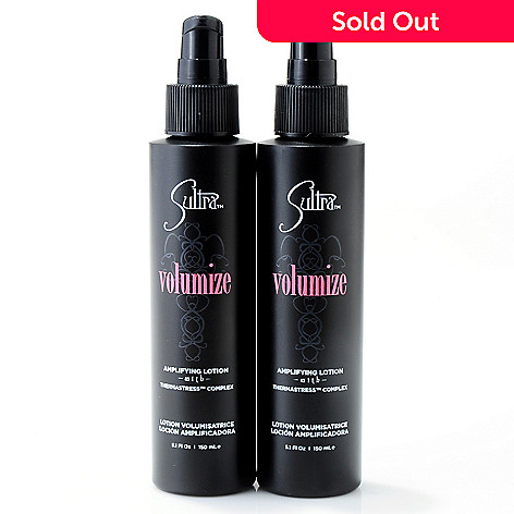 305-061 - Sultra Amplifying Lotion Volumize Duo 5.1 oz Each
