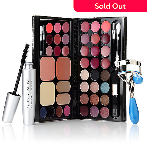 305-080 - Skinn Cosmetics Three-Piece Complete Color Set