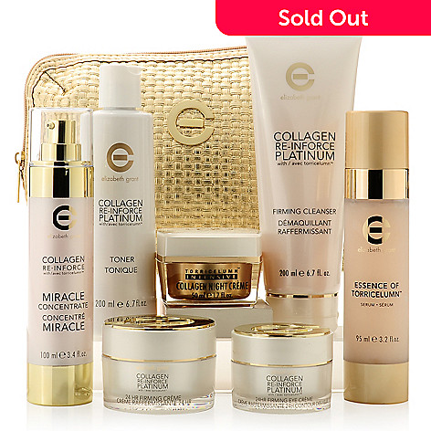 305-110 - Elizabeth Grant Eight-Piece ''Best Collagen'' Collection