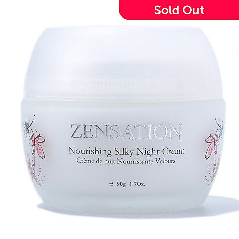 305-121 - ZENSATION Nourishing Silky Night Cream 1.7 oz
