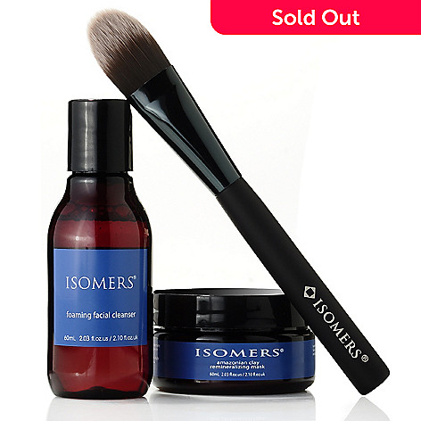 305-142 - ISOMERS® Mask & Cleanser Duo
