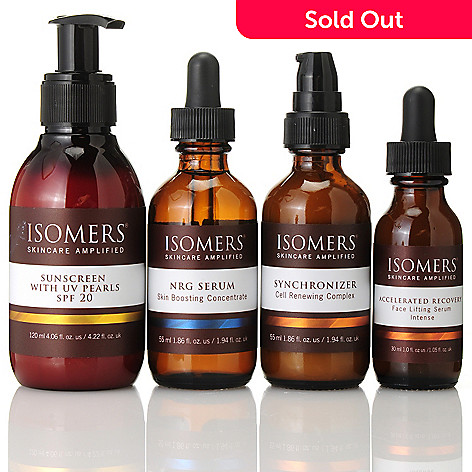 305-158 - ISOMERS Skincare Four-Piece ''Forever Spring'' Young Skin Essential Kit