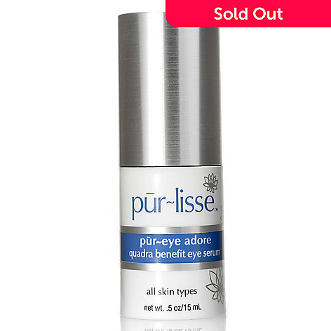 305-166 - pur-lisse™ Pur-Eye Adore Eye Serum 0.5 oz
