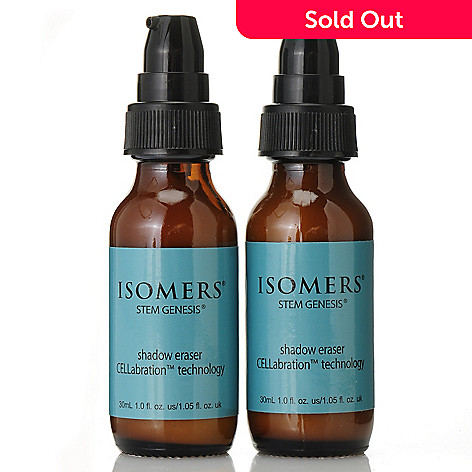 305-215 - ISOMERS Skincare Stem Genesis® Shadow Eraser Duo 1 oz Each