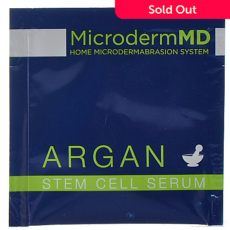305-244 - MicrodermMD Argan Serum Gift w/ Purchase 0.14 oz