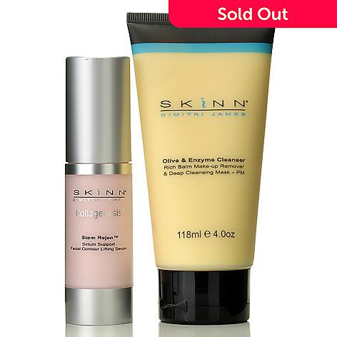 305-264 - Skinn Cosmetics Stem Rejen w/ Bonus Olive & Enzyme Cleanser