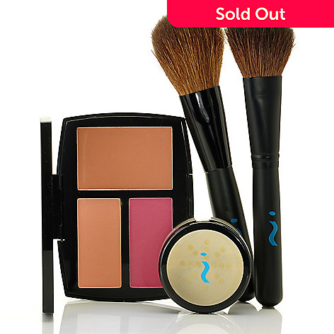 305-269 - Skinn Cosmetics Four-Piece Contour, Blush & Bronze Collection