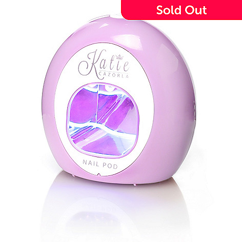 305-276 - #HollywoodTrends™ Color Flash Instant Gel Nail Color LED POD by Katie Cazorla