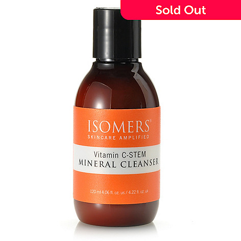 305-324 - ISOMERS® Vitamin C-STEM Mineral Cleanser 4 oz