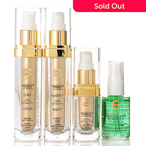305-346 - Elizabeth Grant Four-Piece Serum & Enzyme Peel Set
