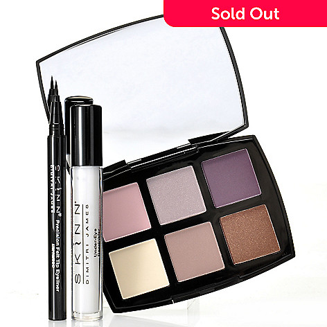 305-409 - Skinn Cosmetics Three-Piece ''Dynamic Eye'' Collection