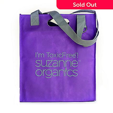 305-412 - Suzanne Somers Organics Logo Tote