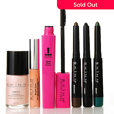 305-503 - Skinn Cosmetics Six-Piece Eyesential Bonus Collection