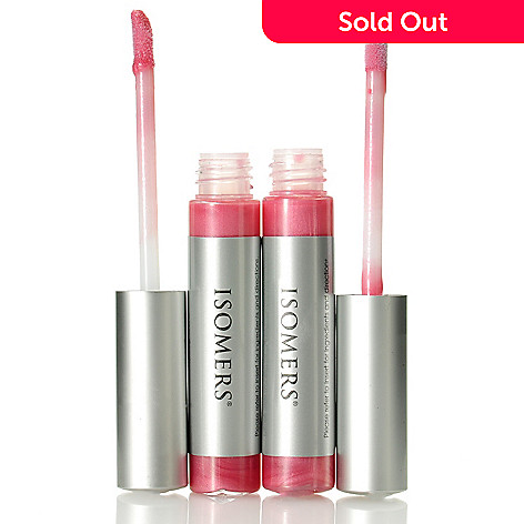 305-604 - ISOMERS® ONE for Lips Lip Gloss Duo 0.27 oz Each