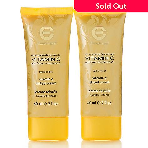 305-643 - Elizabeth Grant Vitamin C Hydra-Moist Tinted Cream Duo 2 oz Each