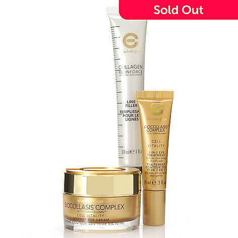305-646 - Elizabeth Grant Three-Piece Complex Cell Vitality Eye Treatment