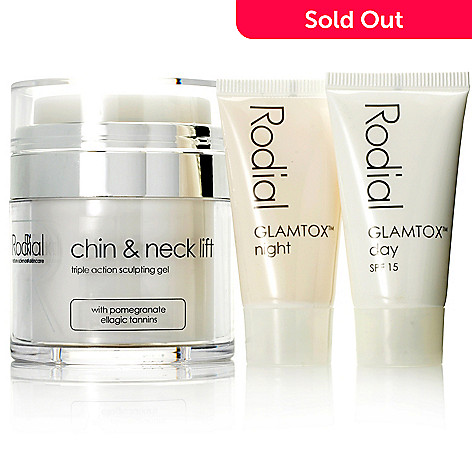 305-670 - Rodial Three-Piece Chin & Neck Lift, Glamtox™ Day & Night Set