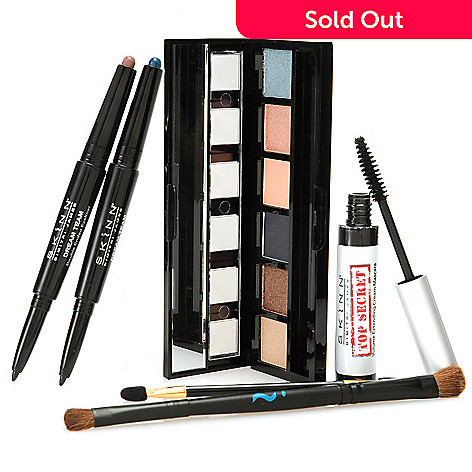 305-971 - Skinn Cosmetics Five-Piece ''Sophisticated Eyes'' Color Kit