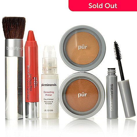 306-003 - Pür Minerals Six-Piece ''Fresh Start'' Discovery Makeup Collection