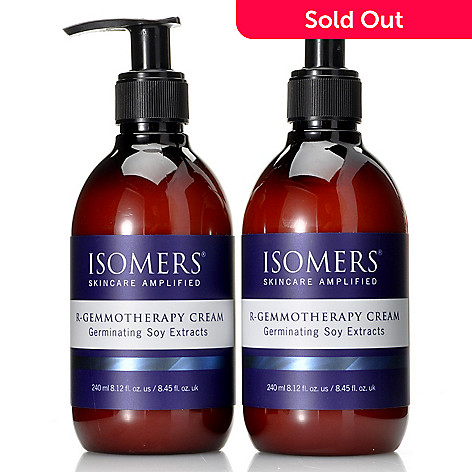 306-513 - ISOMERS® R-Gemmotherapy Cream Bonus Size Duo 8 oz Each