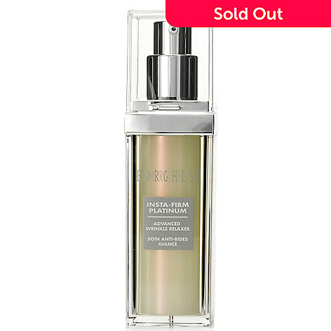 306-600 - Borghese Insta-Firm Platinum Advanced Wrinkle Relaxer 1 oz