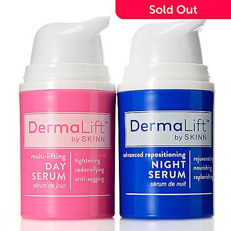 307-120 - Skinn Cosmetics DermaLift™ Day & Night Serum Duo 0.5 oz Each
