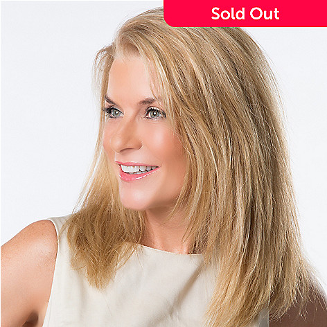 307-746 - Toni Brattin® 8'' ''Barely There'' Straight Clip-in Hair Extension