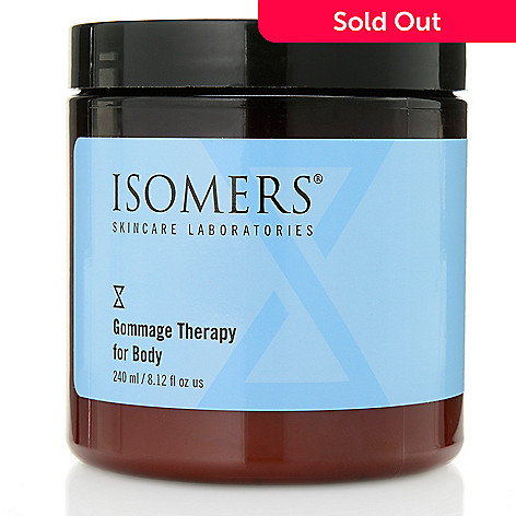 307-758 - ISOMERS Skincare Gommage Therapy Exfoliating Body Scrub 8.12 oz