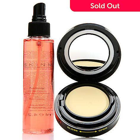 307-984 - Skinn Cosmetics Plasma Flawless Finish Bright Veil & Pure Energy Mineral Bath Duo