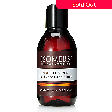 308-106 - ISOMERS Skincare Bonus Size Wrinkle Viper for Expression Lines 4.06 oz